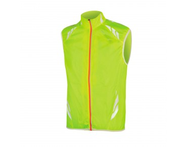 ENDURA LUMIJAK Windweste hi-viz yellow