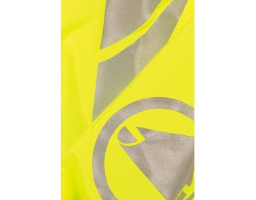 ENDURA LUMIJAK windproof vest hi-viz yellow