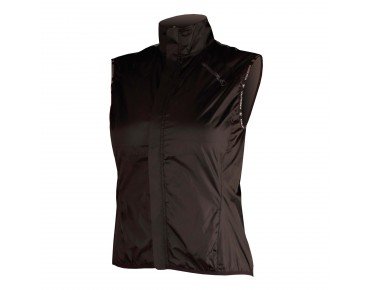 ENDURA PAKA women's vest black