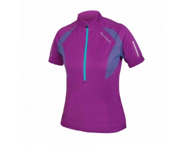 ENDURA XTRACT women's jersey lilac