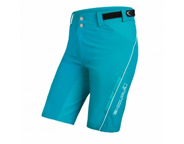 ENDURA SINGLETRACK LITE women's shorts teal