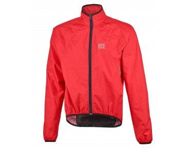 RR 05 waterproof jacket red