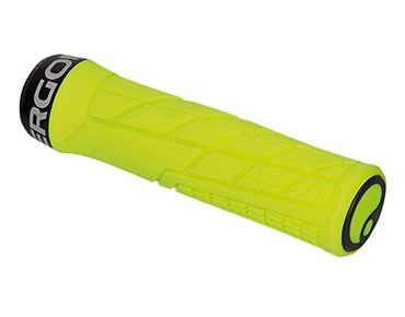 ERGON GE1 slim grips laser lemon ltd. edition