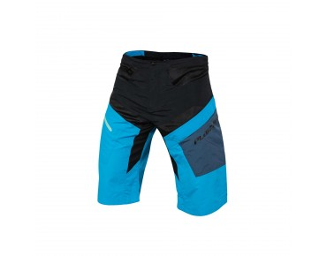 PLATZANGST TRAILSLIDE Bike Shorts blue