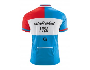 GONSO JENSEN cycling shirt blue/red/white