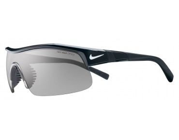 Nike SHOW X1 sports glasses set black-white/grey
