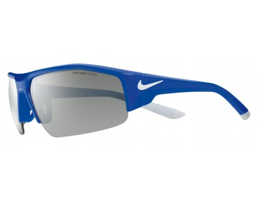 Nike SKYLON ACE XV Sportbrille game royal-white/grey w silver flash