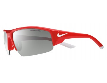 Nike SKYLON ACE XV Sportbrille university red-white/grey w  silver falsch