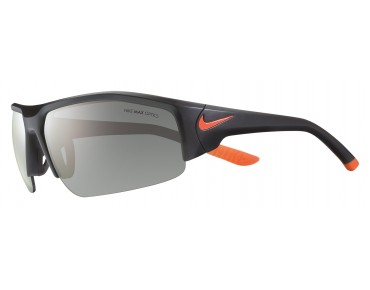 Nike SKYLON ACE XV sports glasses matte deep pewter-total orange/grey w orange flash