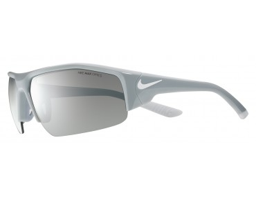 Nike SKYLON ACE XV sports glasses wollf grey-white/grey w silver falsh