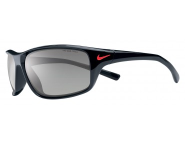 Nike ADRENALINE - occhiali black/grey