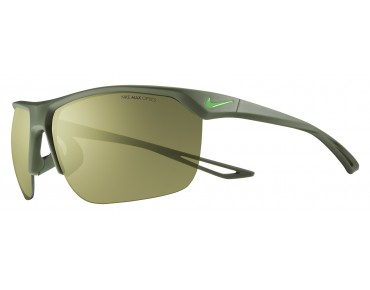 Nike TRAINER sports glasses matte cargo khaki-voltage green/outdoor tnt