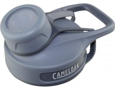 CamelBak Chute Cap replacement cap for drinks bottle grey