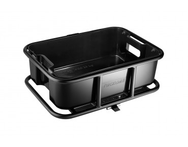 Racktime Box-it rear bicycle basket black
