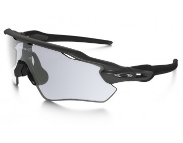 OAKLEY RADAR EV Path sports glasses steel/clear black iridium photocromatic