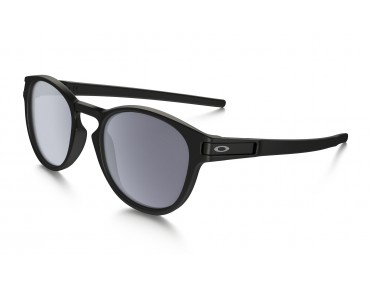 OAKLEY LATCH Brille matte black w/grey
