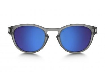 OAKLEY LATCH Brille matte grey ink w/sapphire iridium polarized