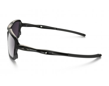 OAKLEY TRIGGERMAN Brille polished black w/PRIZM DAILY polarized