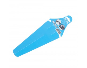Velox clip-on mudguard blue