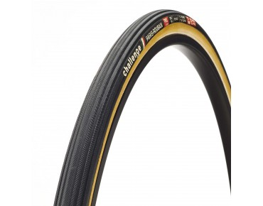 Challenge Paris Roubaix Open road tyre black/brown
