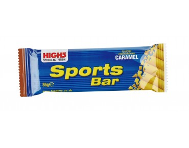 High5 SportsBar caramel