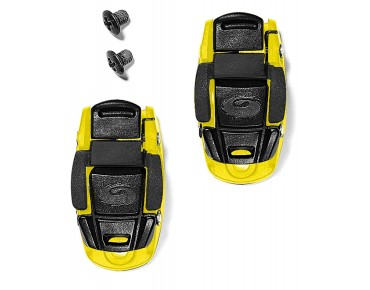 SIDI CALIPER BUCKLE Ratschenverschluss yellow/black