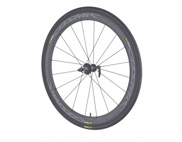 "MAVIC Cosmic Pro Carbon Exalith WTS 28"" / 700 C road wheels black"