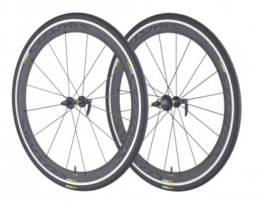 "MAVIC Cosmic Pro Carbon WTS 28""  / 700 C road wheels schwarz, Decal schwarz"