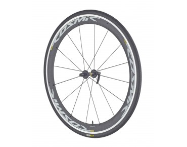"MAVIC Cosmic Pro Carbon WTS 28""  / 700 C road wheels schwarz, Decal weiß"