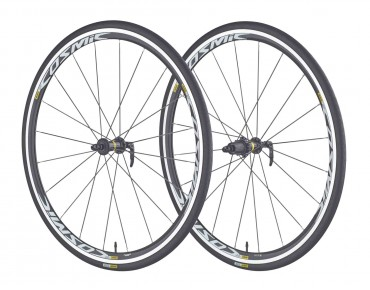 "MAVIC Cosmic Elite WTS 28"" / 700 C road wheels black"