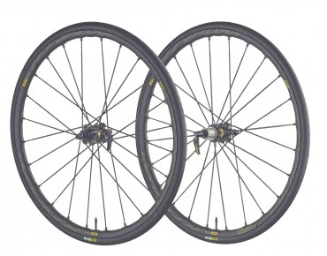 "MAVIC Ksyrium Pro Disc Allroad WTS 28"" / 700 C road wheels black"