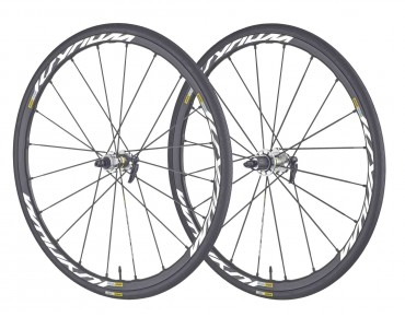 "MAVIC Ksyrium Pro Disc WTS 28"" / 700 C road wheelset black"