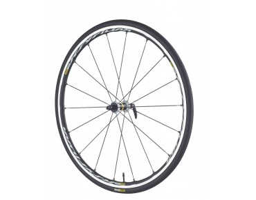 "MAVIC Ksyrium Elite WTS 28"" / 700 C road wheels schwarz/weiß"