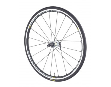 "MAVIC Ksyrium Elite WTS 28"" / 700 C road wheels black/white"