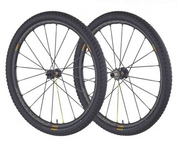 MAVIC Crossmax SL Pro WTS Disc MTB wheels schwarz, Decal weiß