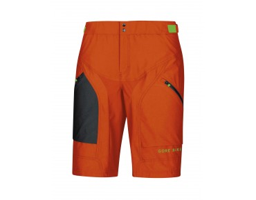 GORE BIKE WEAR POWER TRAIL Bikeshorts inkl. Innenhose blaze orange