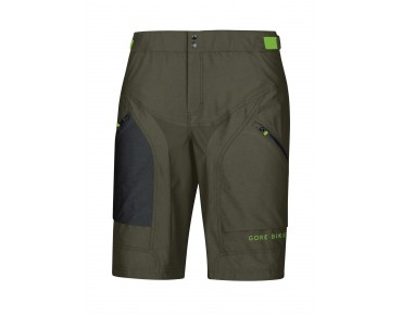 GORE BIKE WEAR POWER TRAIL Bikeshorts inkl. Innenhose ivy green