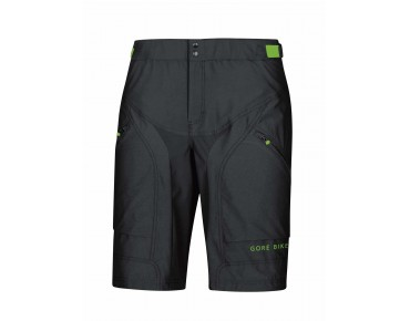 GORE BIKE WEAR POWER TRAIL Bikeshorts inkl. Innenhose black