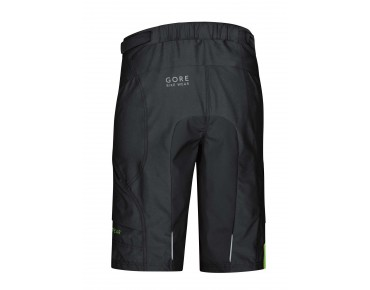 GORE BIKE WEAR POWER TRAIL bike shorts incl. inner shorts black