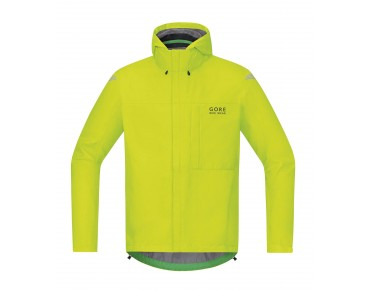 GORE BIKE WEAR ELEMENT GT PACLITE jacket neon yellow