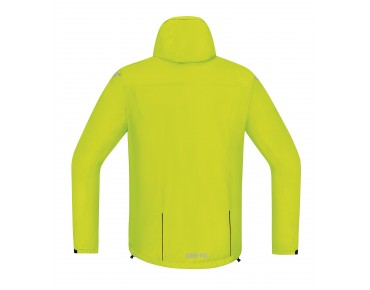 GORE BIKE WEAR ELEMENT GT PACLITE jacket day-glo yellow