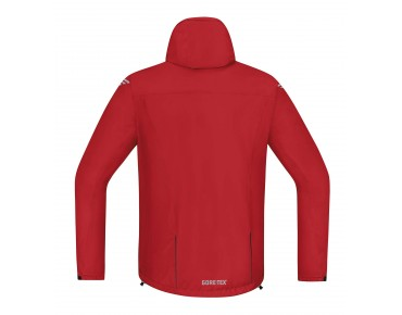 GORE BIKE WEAR ELEMENT GT PACLITE jacket red