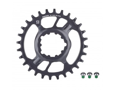 SRAM X-Sync 1 x 11 Direct Mount chainring black
