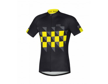 GORE BIKE WEAR ELEMENT FINISHLINE jersey black