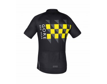 GORE BIKE WEAR ELEMENT FINISHLINE Trikot black