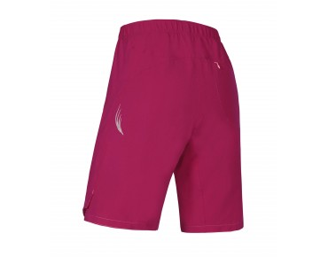GORE BIKE WEAR ELEMENT 2in1 Damen Shorts inkl. Innenhose jazzy pink