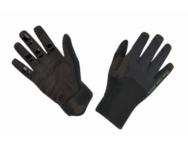 GORE BIKE WEAR POWER TRAIL LONG gloves black