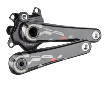 Sram Red 22 Quarq powermeter carbon