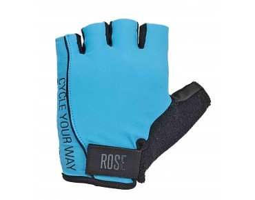 ROSE LYCRA gloves sky