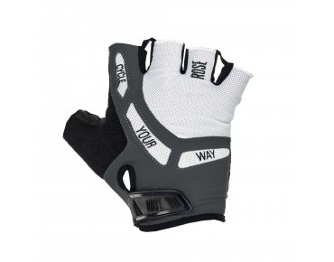 ROSE by Chiba BIOXCELL gloves black/white/dark grey